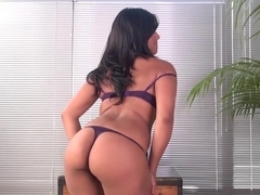 Best pornstar Emy Reyes in Amazing Latina, Big Ass sex movie