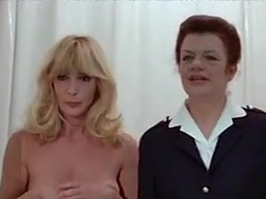 Catherine Alcover,Unknown,Brigitte Fossey,Sylvie Matton,Various Actresses in Calmos (1976)