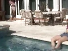 Exotic MILF, Lesbian sex video