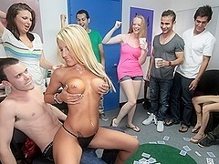 DareDorm Movie: Ordering strippers