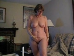 Mrs. Commish and big vibrator