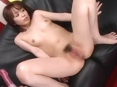 Hottest Japanese whore Moe Shinohara in Amazing Lingerie, Small Tits JAV video