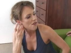 Saskia & Billy Glide in My Friends Hot Mom
