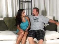 Francesca Le, Hunter in Sexorcism Movie