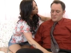 Brandy Aniston & Alec Knight in My Wife Shot Friend