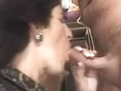 Hairy grannies banged hard in every hole