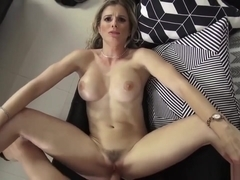 Teen Amateur Anal Dildo Ride And Real Fun Fuck Cory Chase In
