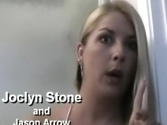 Incredible pornstar Joclyn Stone in crazy cumshots, small tits adult scene