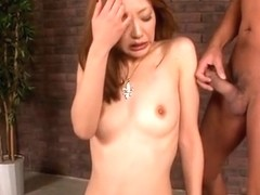 Tasting a lusty Asian poon tang