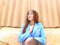 Menstruating MILF Remi Fucked By Two Guys