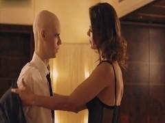 Aisling Bodkin,Aisling Loftus,Jessica Schwarz in Death Of A Superhero (2011)