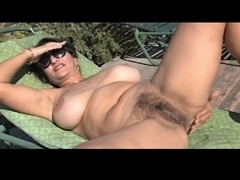 Fabulous Mother I'd Like To Fuck Persia Stripping By TROC