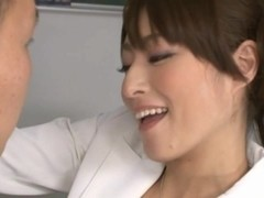 Karen Kisaragi Japanese MILF is a hot teacher