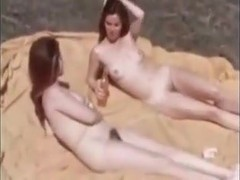 Retro Nudist Camp