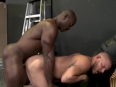 AARON TRAINER SEAN HARDING - STORAGE ROOM ROMP - EBD