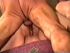 Bawdy and stinky cum-gap of a large pretty woman non-professional lady getting rammed