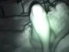 Watch my cute girlfriend masturbating. Xray hidden cam