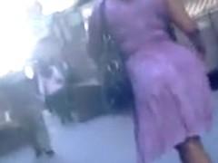 pink dress donk