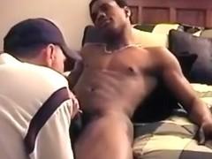 interracial gay blowjob all ebony pornstars