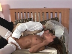 Horny pornstar in Amazing Pornstars, Stockings xxx movie