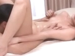 dissatisfied wife masturbates about her affairs