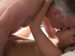 Feelings of real passion experienced intimate sex