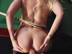 Two Balls in the Corner Pocket - BrazzersNetwork