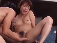 Best Japanese girl Shelly Fujii in Hottest JAV scene