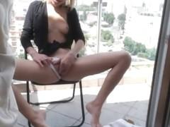 hot blonde milf sex