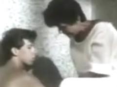 Tom Byron with Gloria Leonard