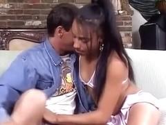 Exotic pornstar Jada Kiss in best anal, small tits sex clip