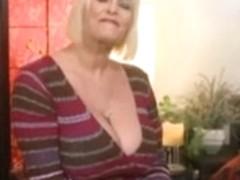 Fabulous Mature, MILF porn scene