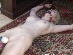 TiedVirgins Video: Racheal Nipper Spread