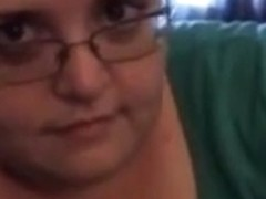 big beautiful woman Head #444 Married Cheating Four-eyes