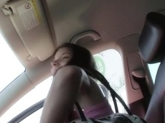Anita B - Tangling Tongues with the Hitchhiker