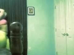 Fabulous twerking cam constricted raiment clip
