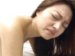 Pretty horny mature sucks cock like a wild woman and gets fucked like no tomorrow!