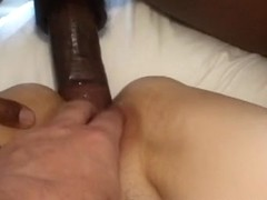 My wife was screwed in each gap by BBC