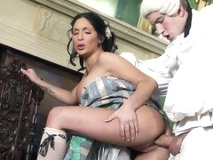 Pornstars Like it Big: Dueling For Pussy