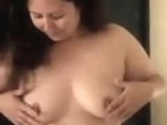 Older Big Tit Oral Pleasure Stimulation