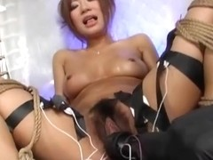 HardcorePunishments Video: Electrifying Orgasm!