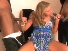 Cop Threesome. WCPClub Videos: Brianna Love