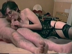 My MILF French wife a cock sucker expert amateur