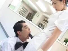 Nurse knob patient