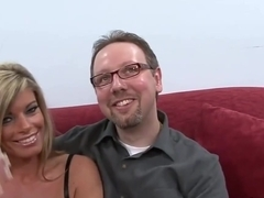 Kristal Summers Loves His Big Boner