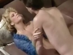 Karen Summers and Tom Byron vintage classic porn