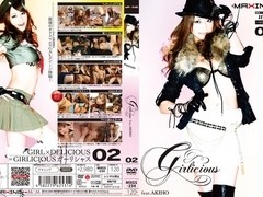 Akiho Yoshizawa in Girlicious