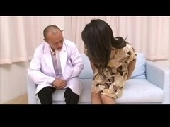 Japanese porn video clip ends with a facial