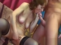 Ivet Is A Horny Mature Ready For A Young And Big Cock