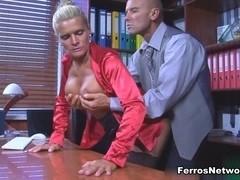 GuysForMatures Video: Hannah and Benjamin M